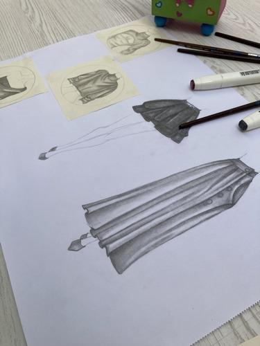 تصویرسازی در مد