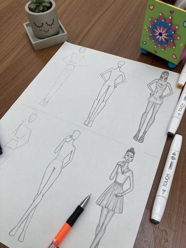 تصویرسازی لباس