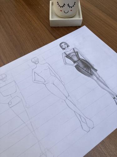 طراحی لباس در صنعت مد