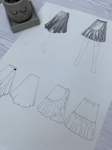 تصویرسازی و جنسیت سازی لباس