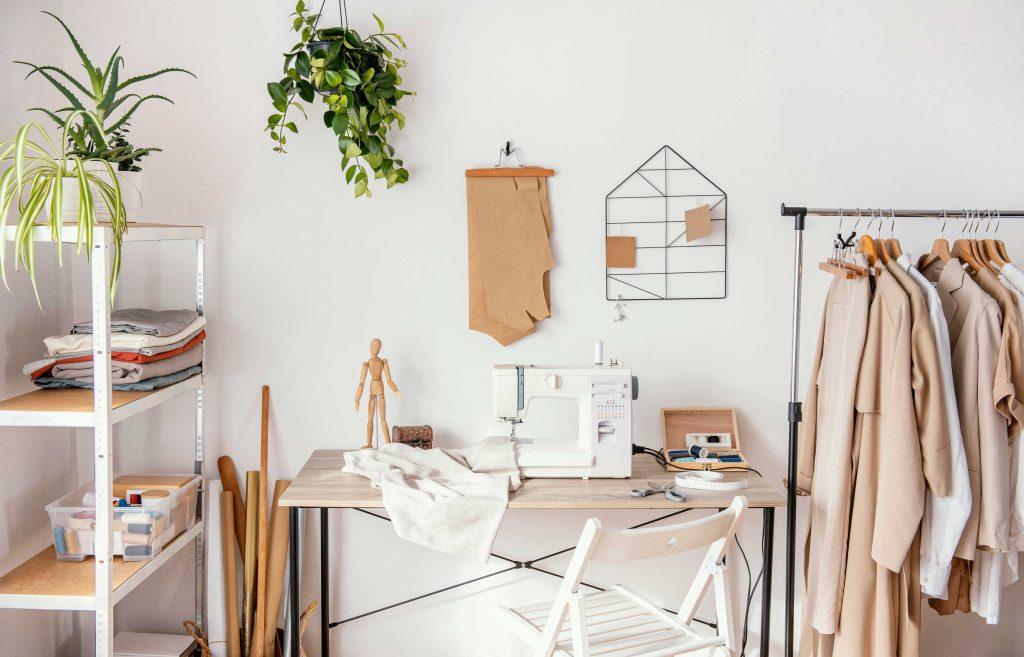 طراحی دوخت و لباس و مد