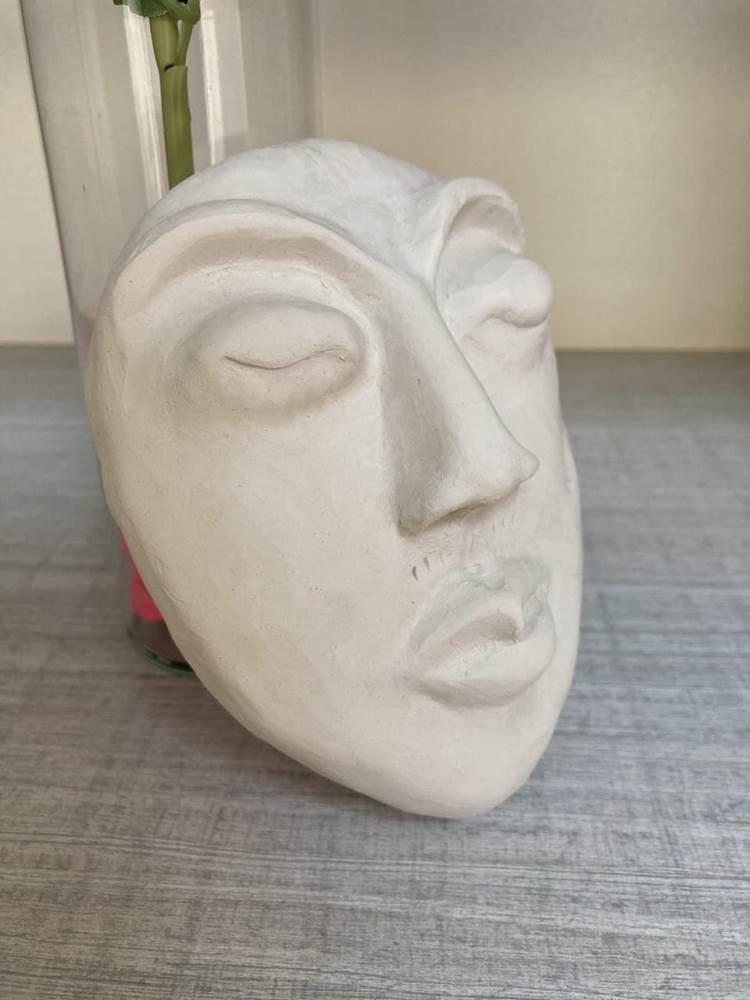 مجسمه سازی صورت