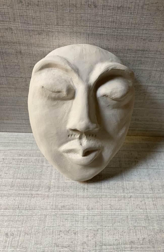 مجسمه سازی صورت با لوازم رور ریز
