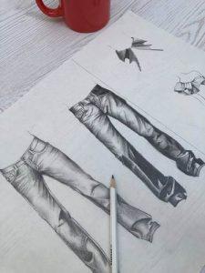 تصویرسازی و جنسیت سازی لباس در صنعت مد